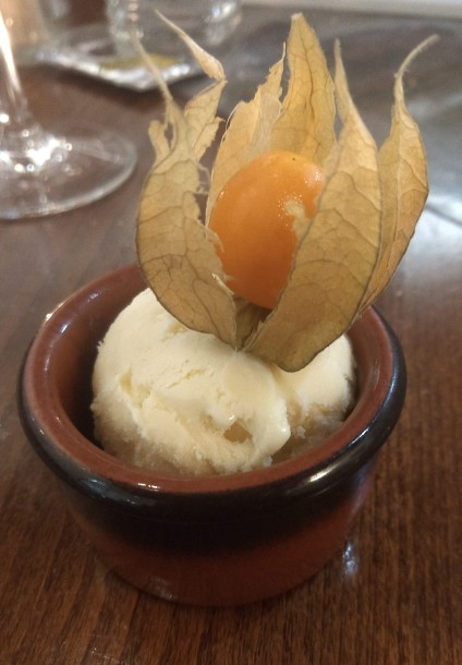 Double Dessert: Creme Ice Cream
