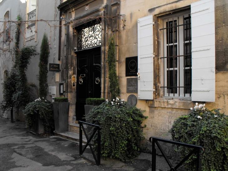 L'Hôtel Particulier entry