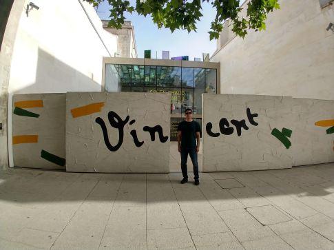 Vincent van Gogh Foundation, featuring Miles Vincent
