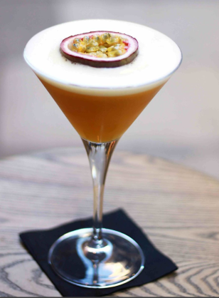Boozy Passion Fruit goodness